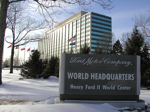 Ford Motor Company HQ