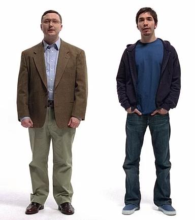 I'm a Mac and I'm a PC