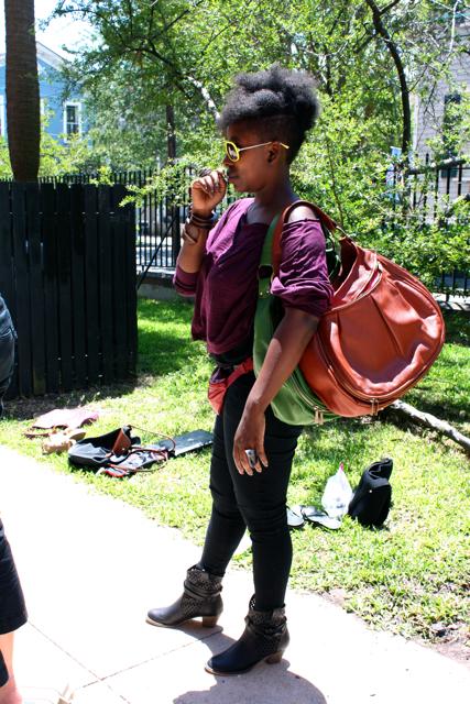 Alesya Bags Photo Shoot - Ayoka Lucas