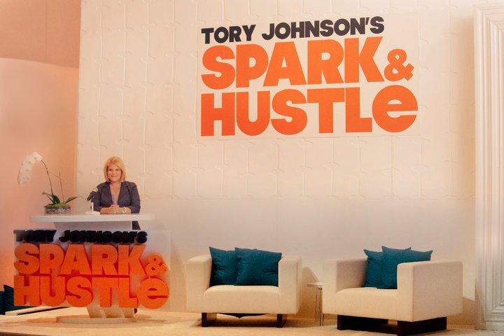 Tory Johnson's Spart & Hustle
