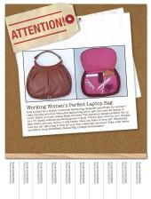 Alesya Bags Poster