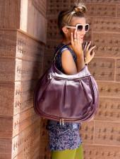 Alesya Bag and Model