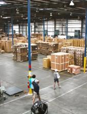 Pratt Industries Summerville Warehouse