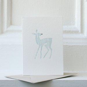 Sideshow Press - Holiday Deer